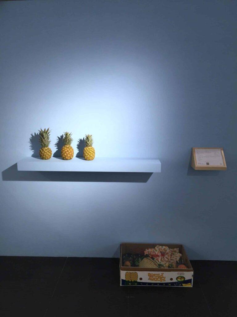 """Pineapples"" (2016) by Lau Hok Shing Hanison 《菠蘿》(2016) 劉學成"